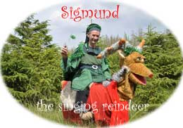 Sigmund the Singing Reindeer